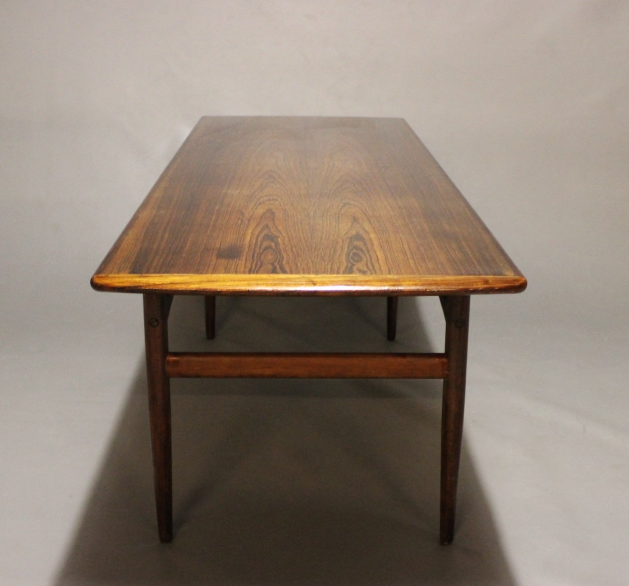 Rosewood Coffee Table From Arrebo M Bler 1960s For Sale At Pamono