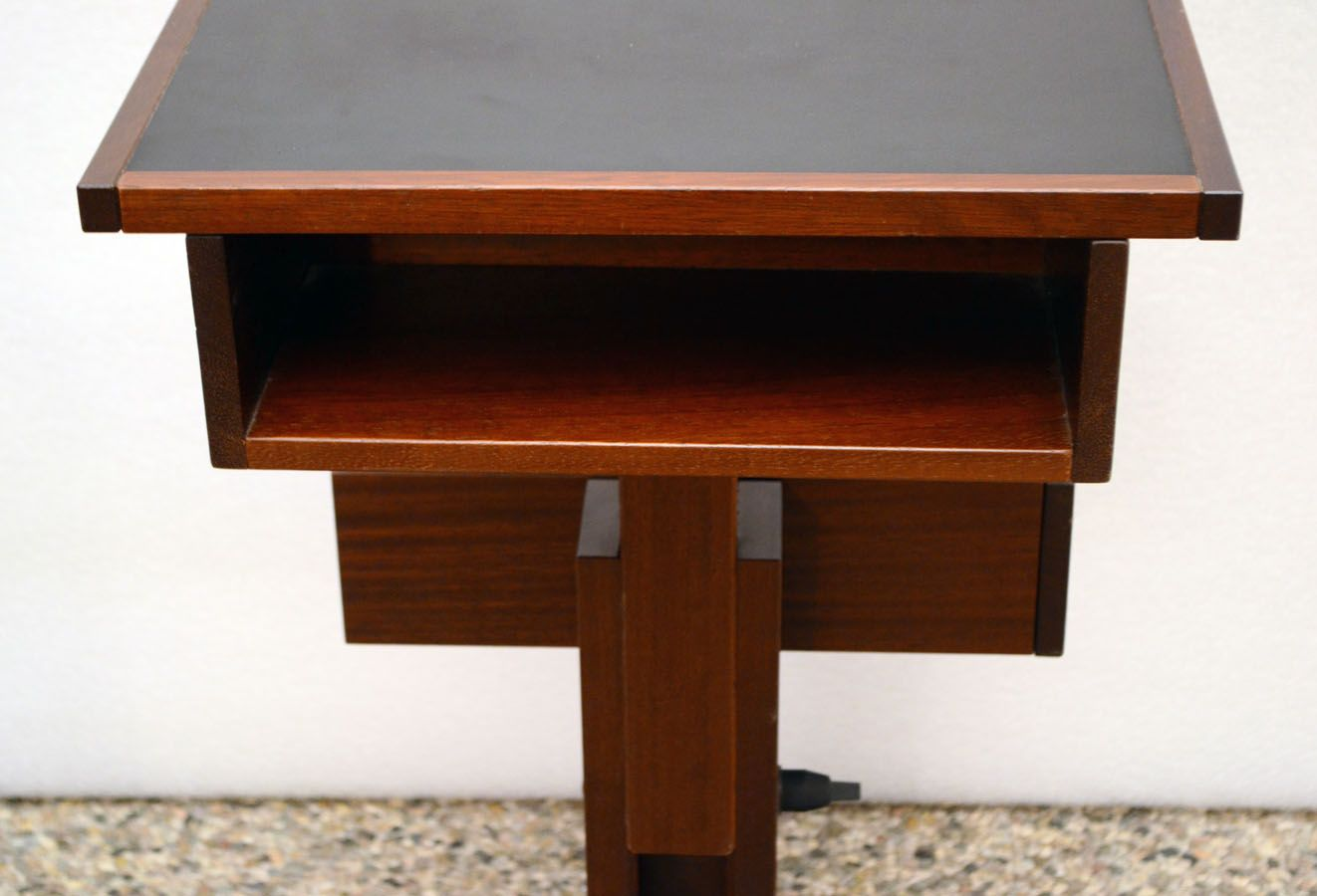 Vintage Rosewood And Laminate Coffee Table For Sale At Pamono