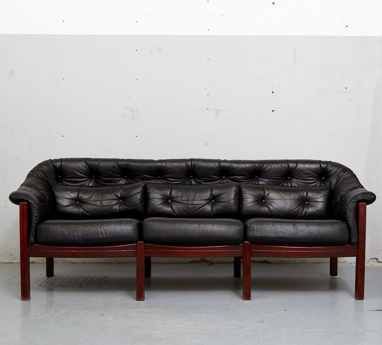 Mid Century Sofa By Arne Norell For Coja