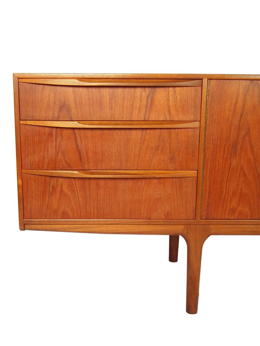 mid century sideboard from mcintosh for sale at pamono. Black Bedroom Furniture Sets. Home Design Ideas