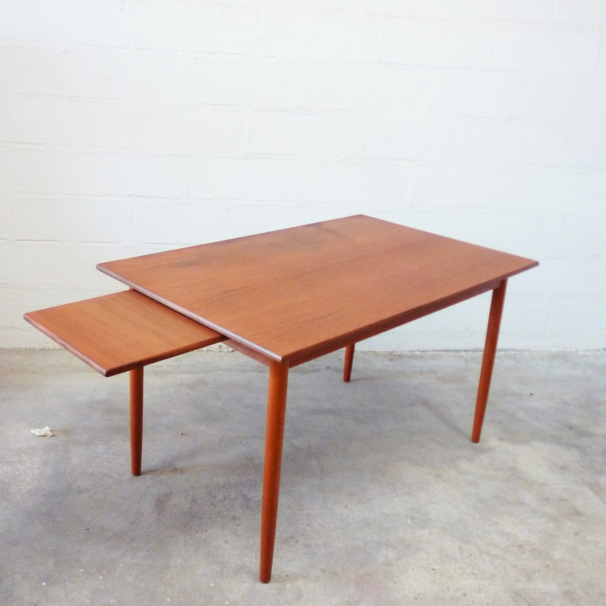 Teak Dining Table 1960s for sale at Pamono : teak dining table 1960s 2 from www.pamono.com size 1200 x 1200 jpeg 93kB