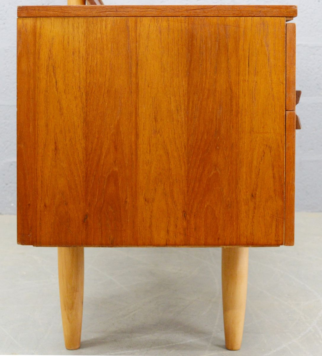 Mid Century Teak Dressing Table 1960s For Sale At Pamono