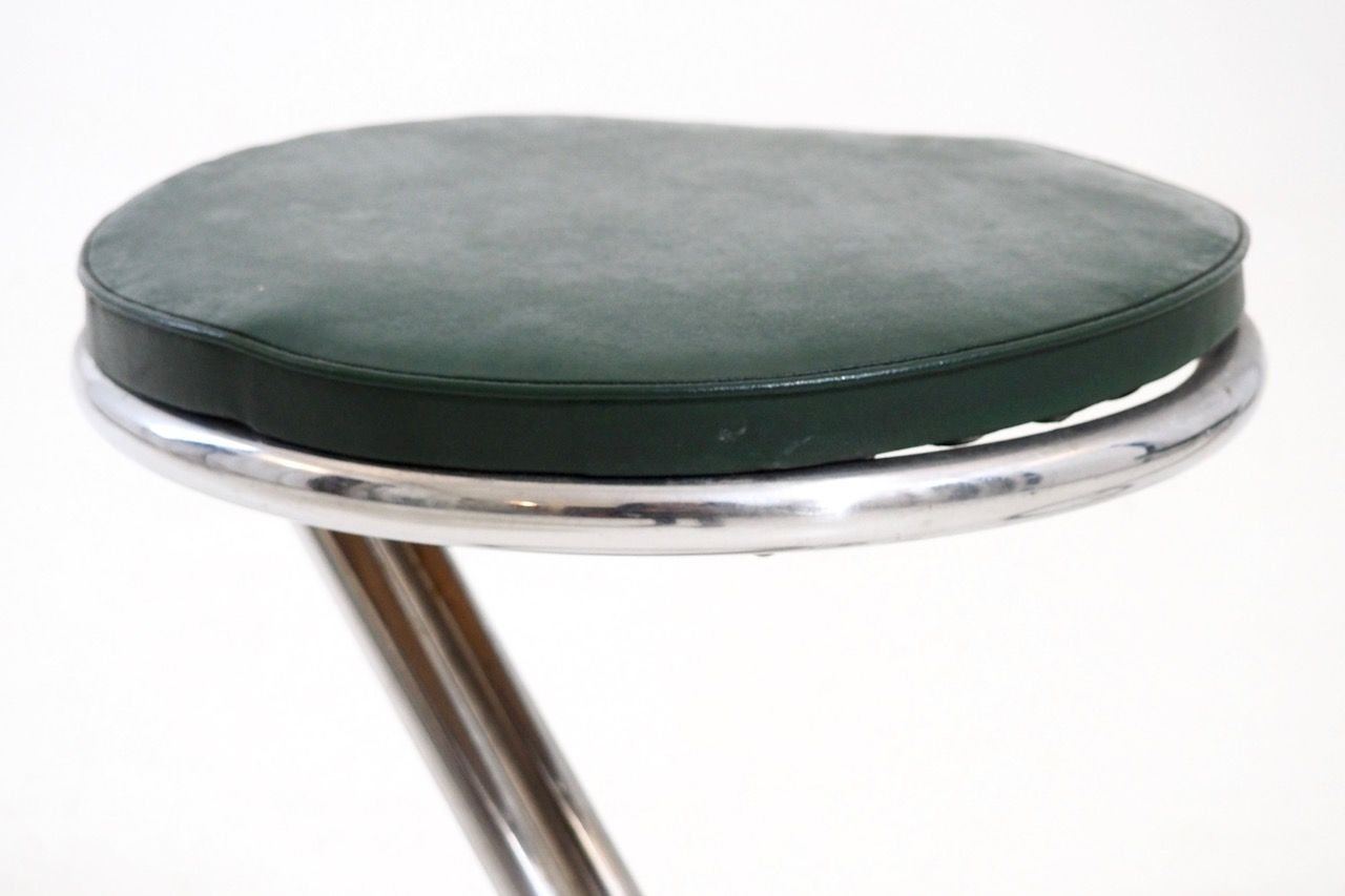 Vintage Art Deco Chromed Steel Piano Stools Set of 2  sc 1 st  Pamono & Vintage Art Deco Chromed Steel Piano Stools Set of 2 for sale at ... islam-shia.org