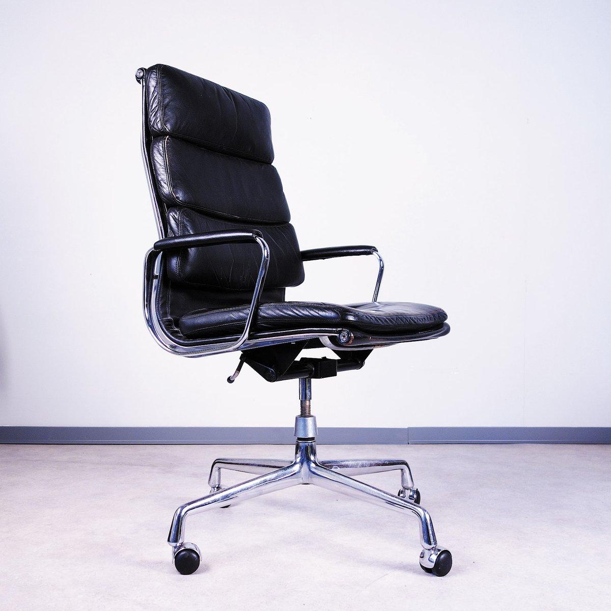 Charles Eames Bürostuhl vintage ea 219 pad bürostuhl charles eames für herman miller bei pamono kaufen