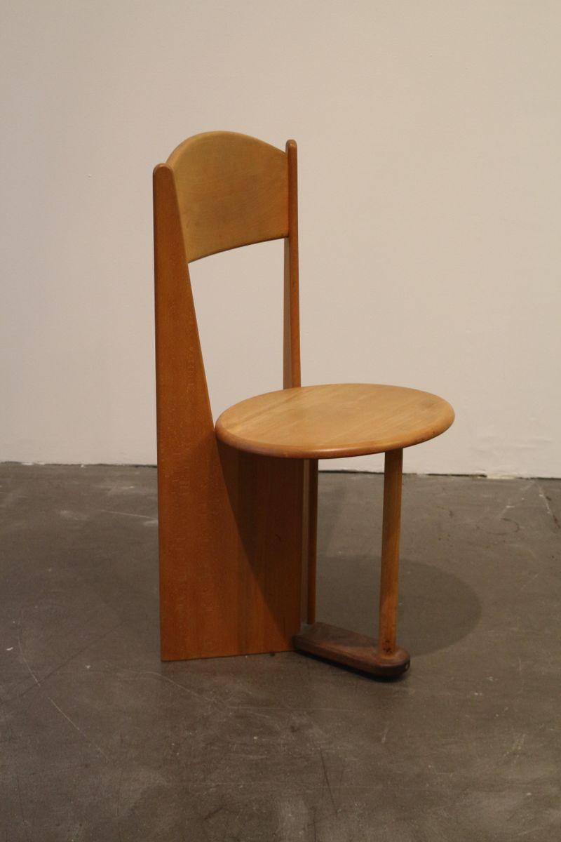 Vintage Minimalist Chairs, Set of 4