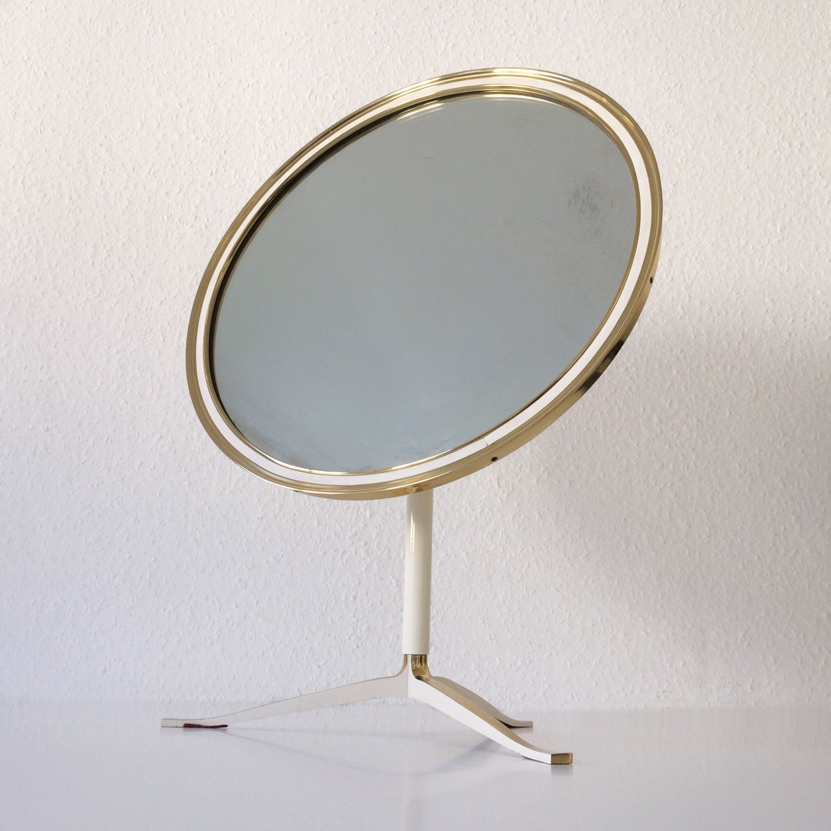Large mid century modern table mirror for sale at pamono for Large mirror
