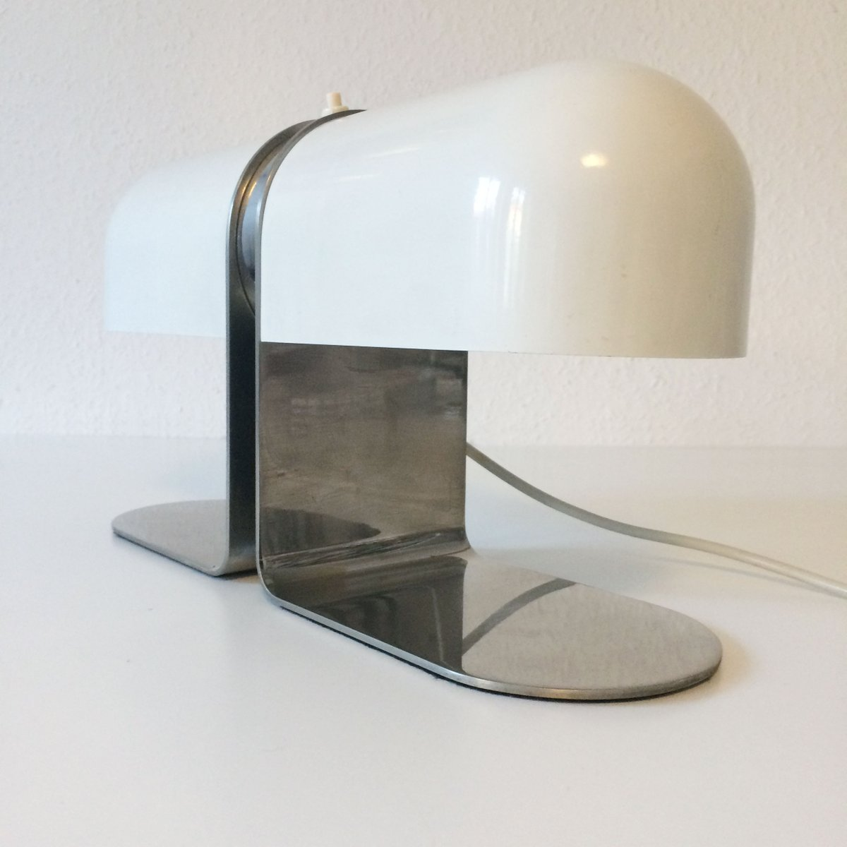 Mid century modern table lamp by andre ricard for metalarte for mid century modern table lamp by andre ricard for metalarte for sale at pamono geotapseo Image collections