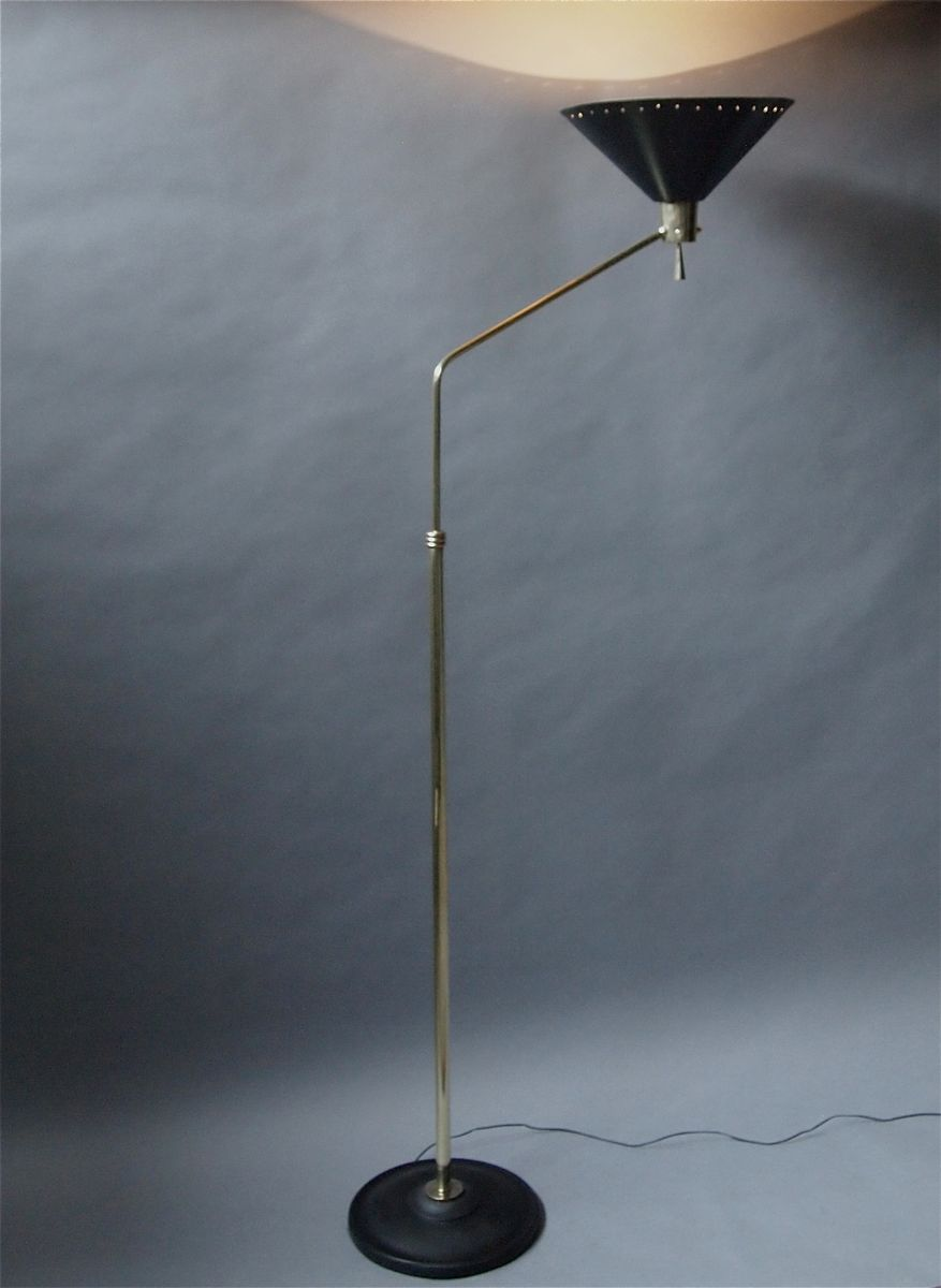 French floor lamp from monix 1950s for sale at pamono for 1950 floor lamp