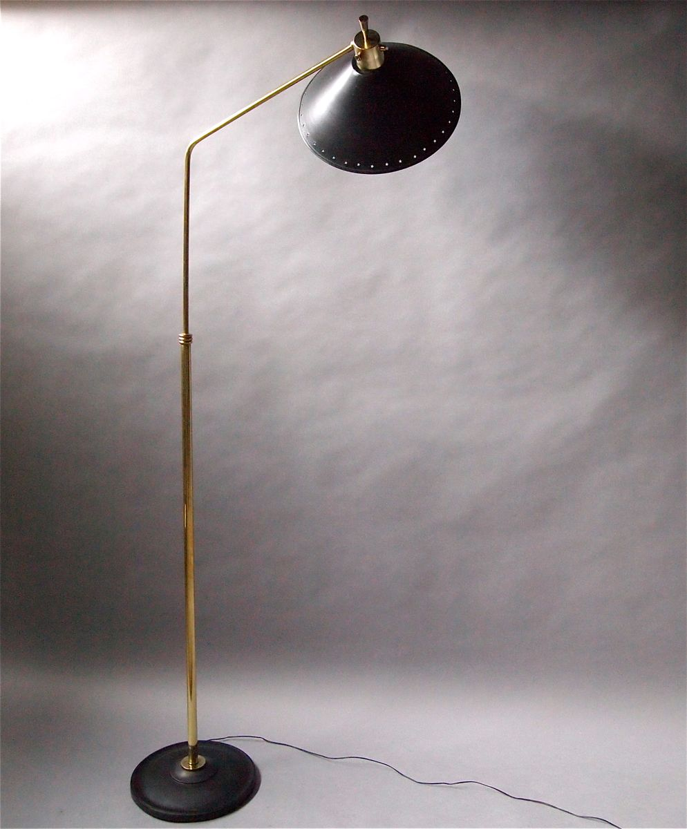 French floor lamp from monix 1950s for sale at pamono for 1950s floor lamps