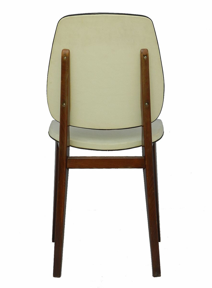 Mid Century French Dining Chairs Set Of 6 For Sale At Pamono