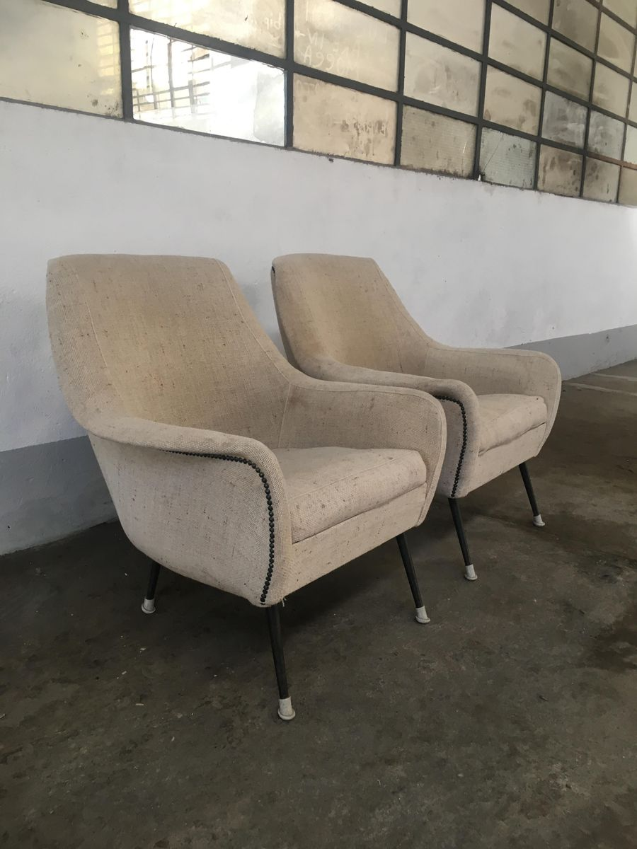 Italian armchairs 1960s set of 2 for sale at pamono for 2 armchairs for sale