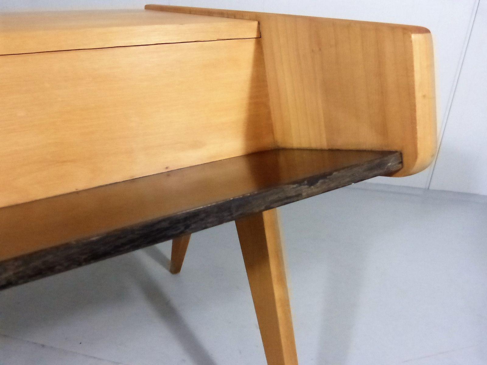 german desk by helmut magg for wk m bel 1960s for sale at. Black Bedroom Furniture Sets. Home Design Ideas