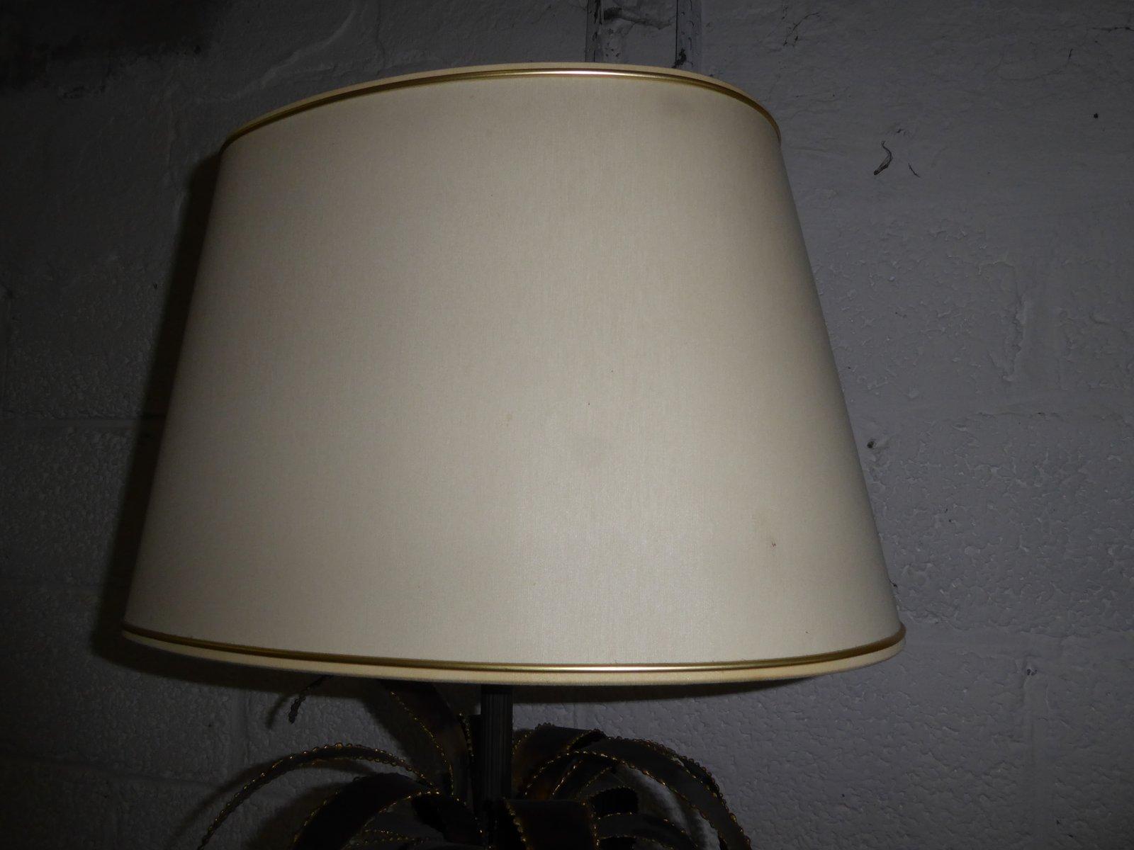 vintage palm tree lamp 9 price per piece