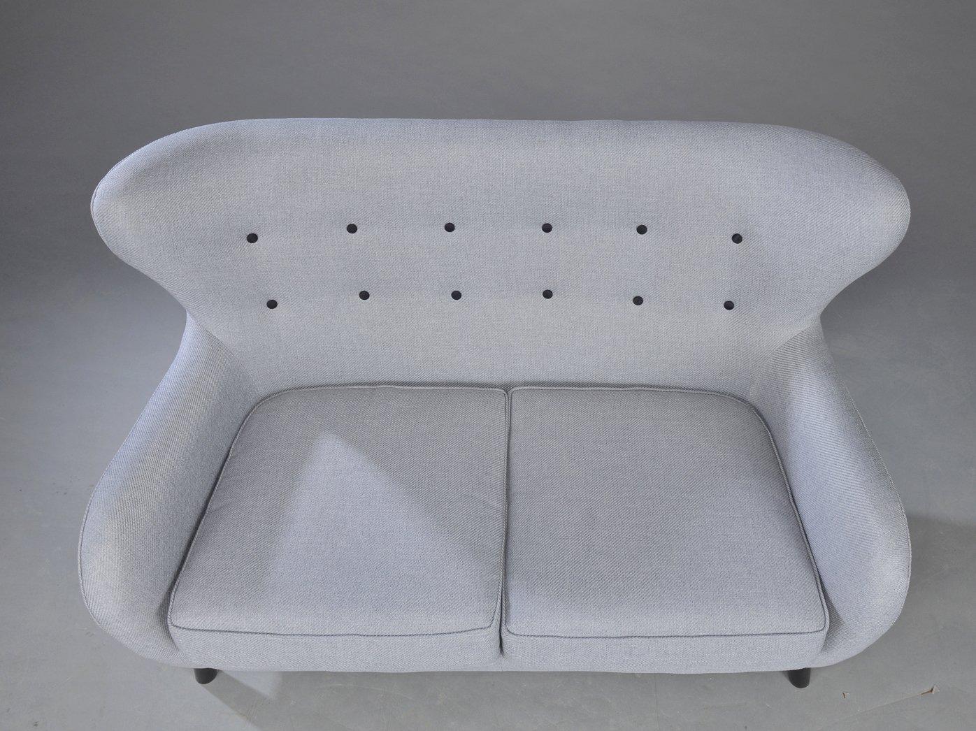 zwei sitzer vintage sofa bei pamono kaufen. Black Bedroom Furniture Sets. Home Design Ideas