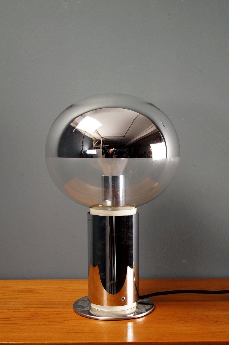 space age table lamp by motoko ishii for staff en vente sur pamono. Black Bedroom Furniture Sets. Home Design Ideas
