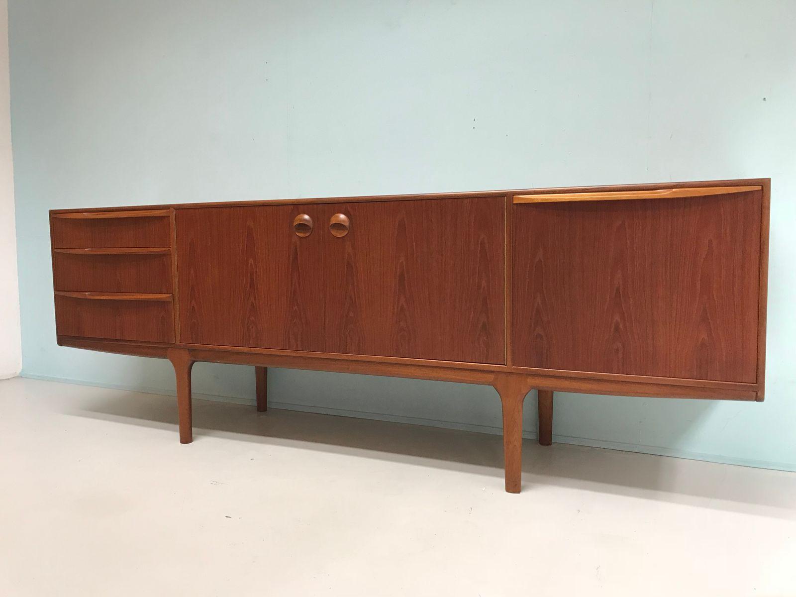 vintage sideboard from mcintosh for sale at pamono. Black Bedroom Furniture Sets. Home Design Ideas