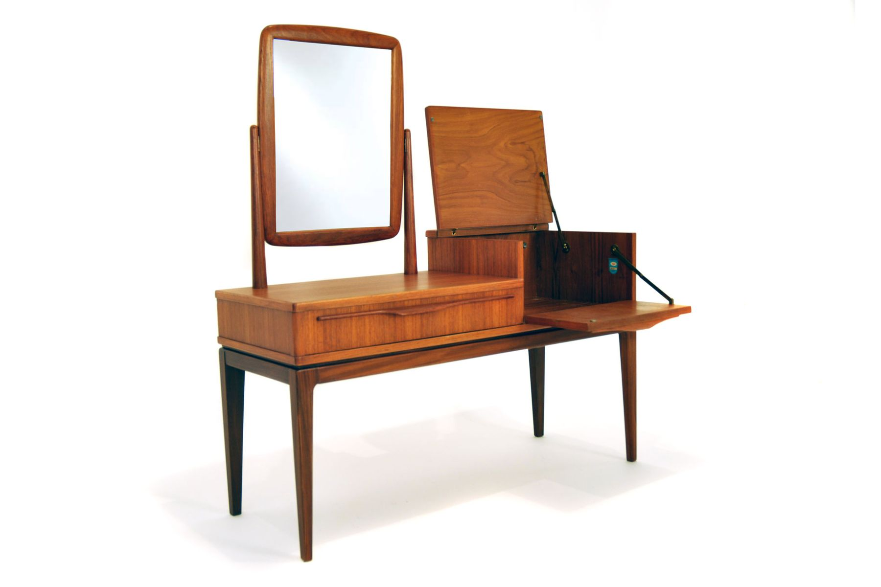 dressing table from ameublement nf meuble 212 1960s for
