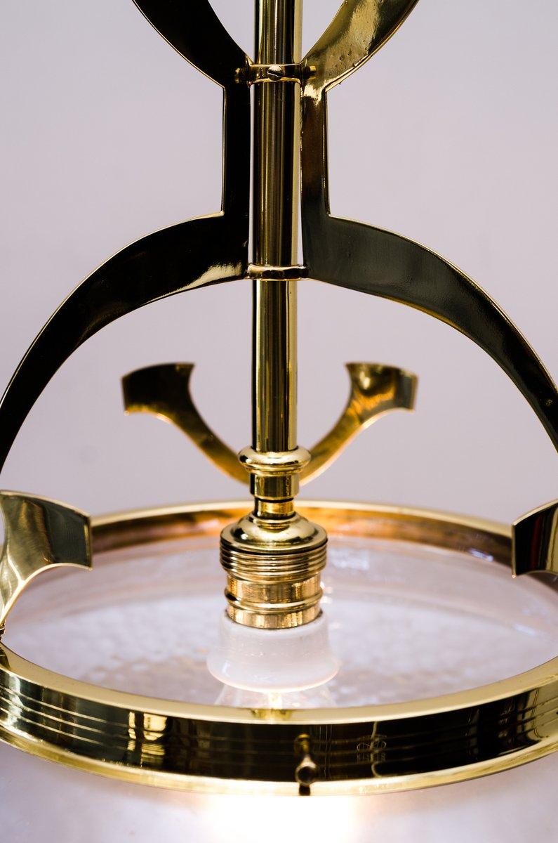 jugendstil deckenlampe bei pamono kaufen. Black Bedroom Furniture Sets. Home Design Ideas