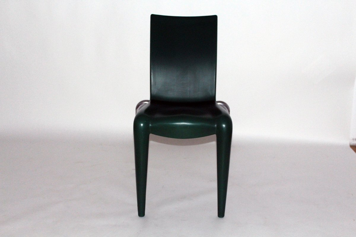 Louis 20 chair by philippe starck for vitra 1990s for sale at pamono for Philippe starck chair