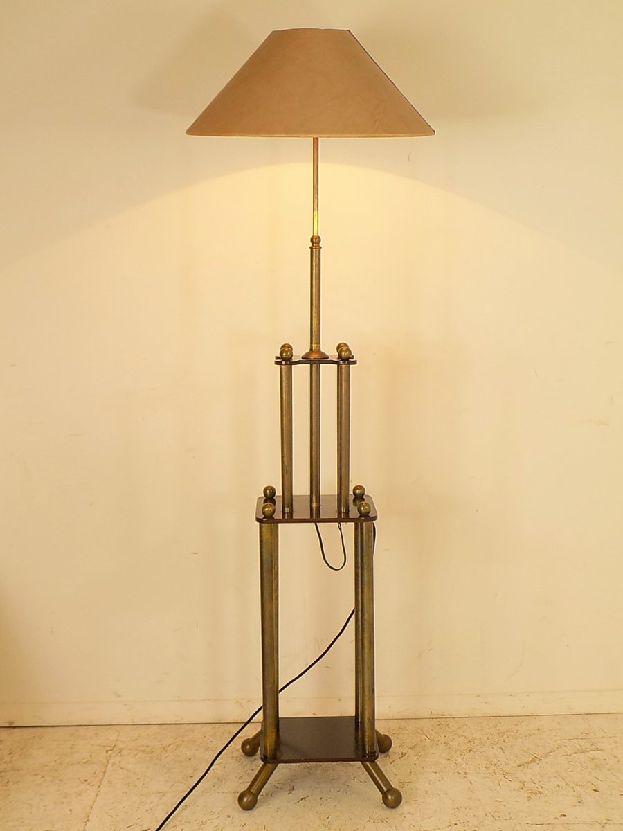 Bauhaus floor lamp 1930s for sale at pamono for 1930s floor lamp