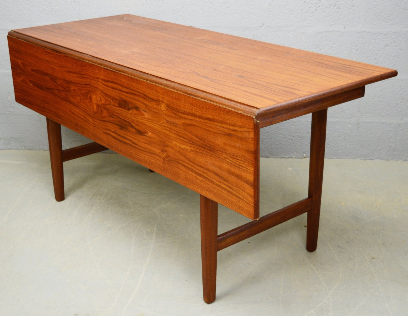 Exceptional Mid Century Teak Drop Leaf Table 6. $1,074.00. Price Per Piece