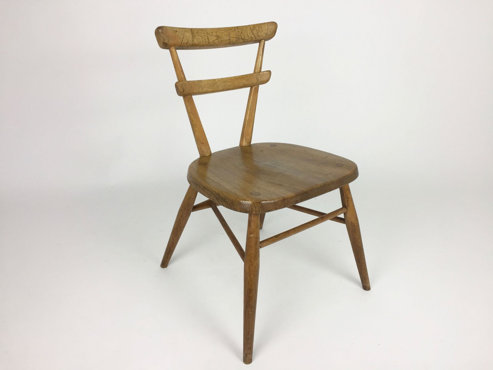 Children s School Chair from Ercol 1950s for sale at Pamono