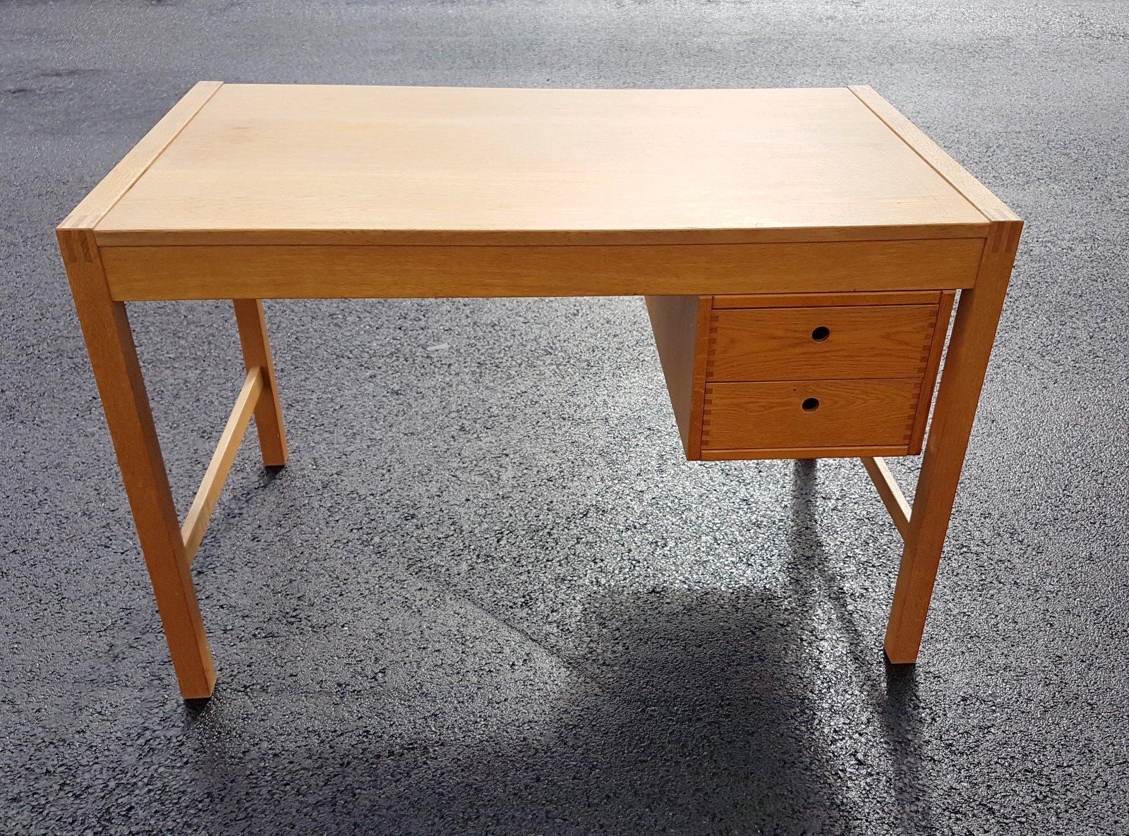 franz sischer holz schreibtisch 1970er bei pamono kaufen. Black Bedroom Furniture Sets. Home Design Ideas