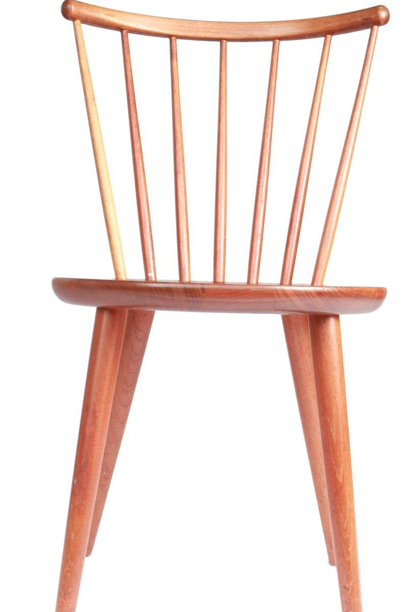 skandinavische vintage st hle 6er set bei pamono kaufen. Black Bedroom Furniture Sets. Home Design Ideas