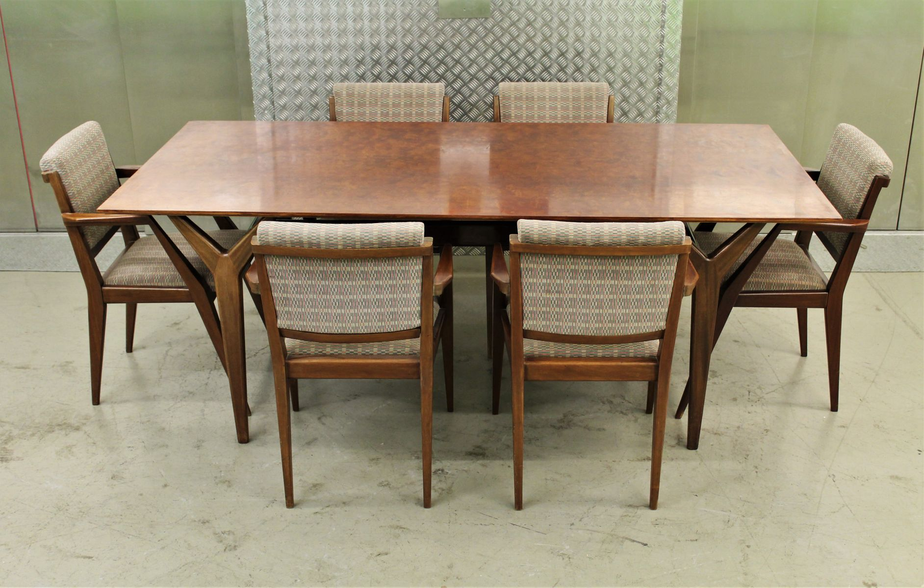 Mid Century Dining Room Set From Heals 1952 For Sale At Pamono