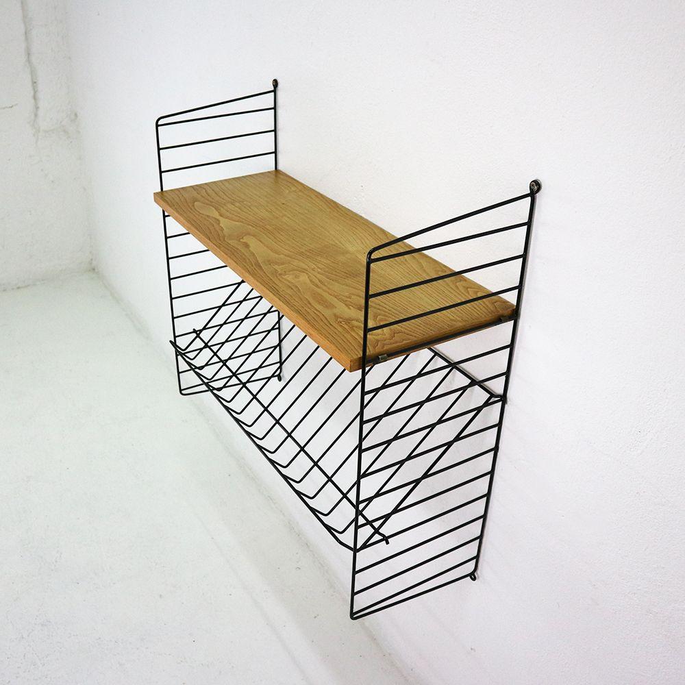 tag re string vintage par kajsa nils strinning pour string 1960s en vente sur pamono. Black Bedroom Furniture Sets. Home Design Ideas