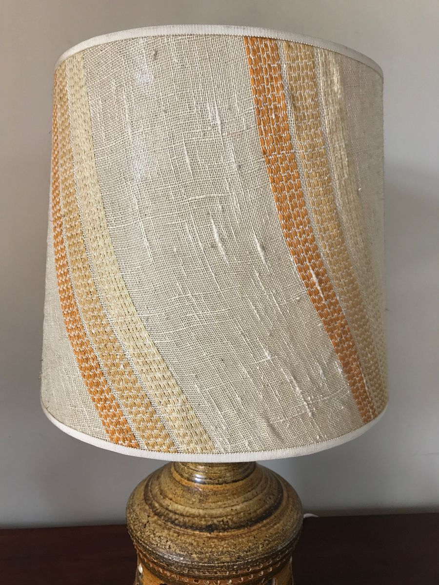 Ceramic Lamp by Georges Pelletier, 1960s for sale at Pamono