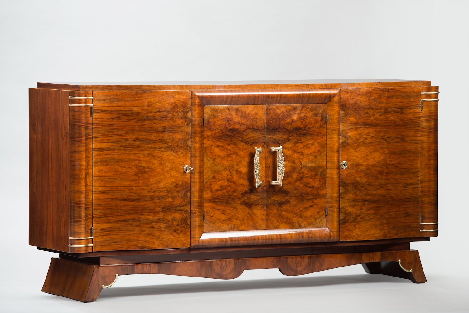 vintage art deco sideboard for sale at pamono. Black Bedroom Furniture Sets. Home Design Ideas