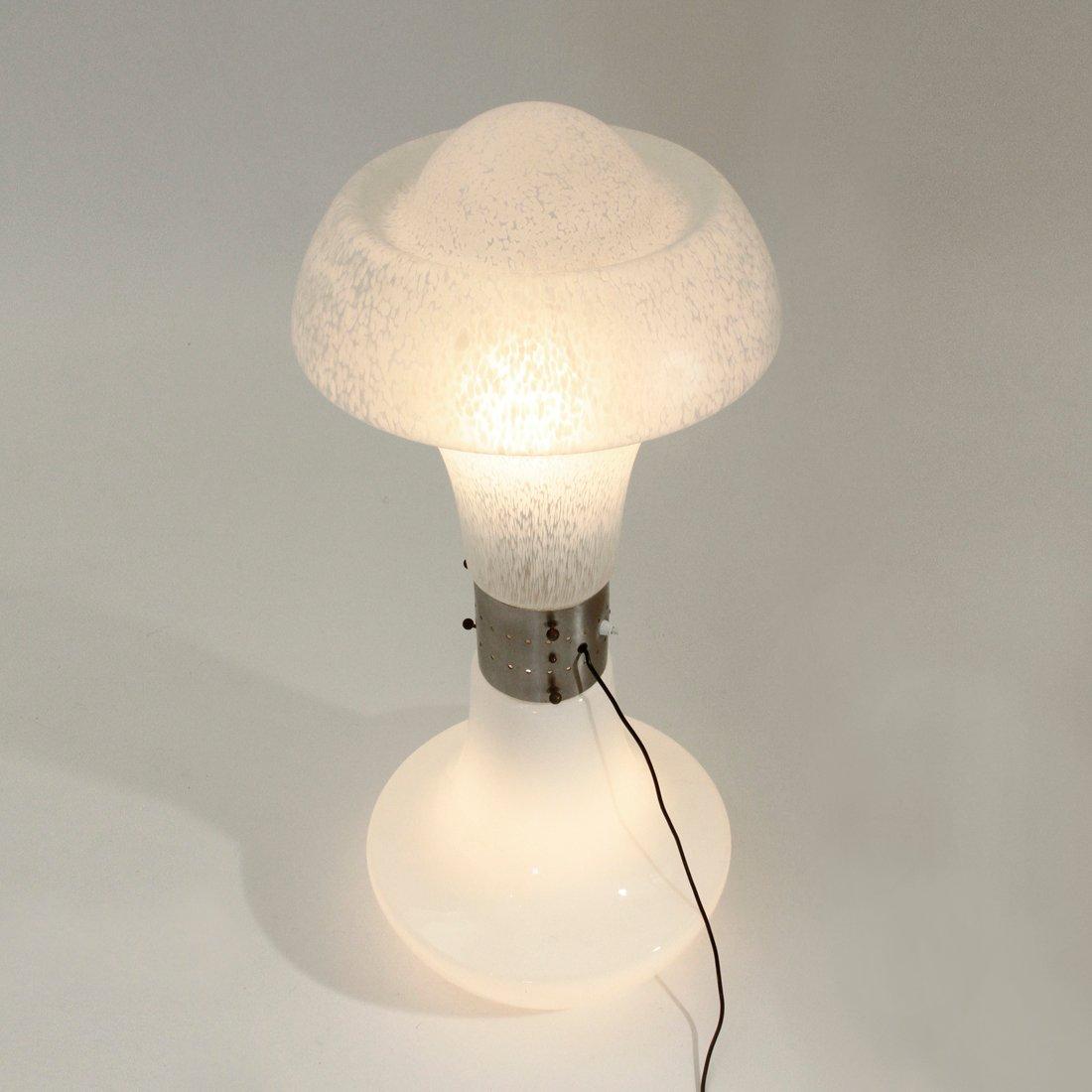 vintage murano glass floor lamp by carlo nason for mazzega. Black Bedroom Furniture Sets. Home Design Ideas