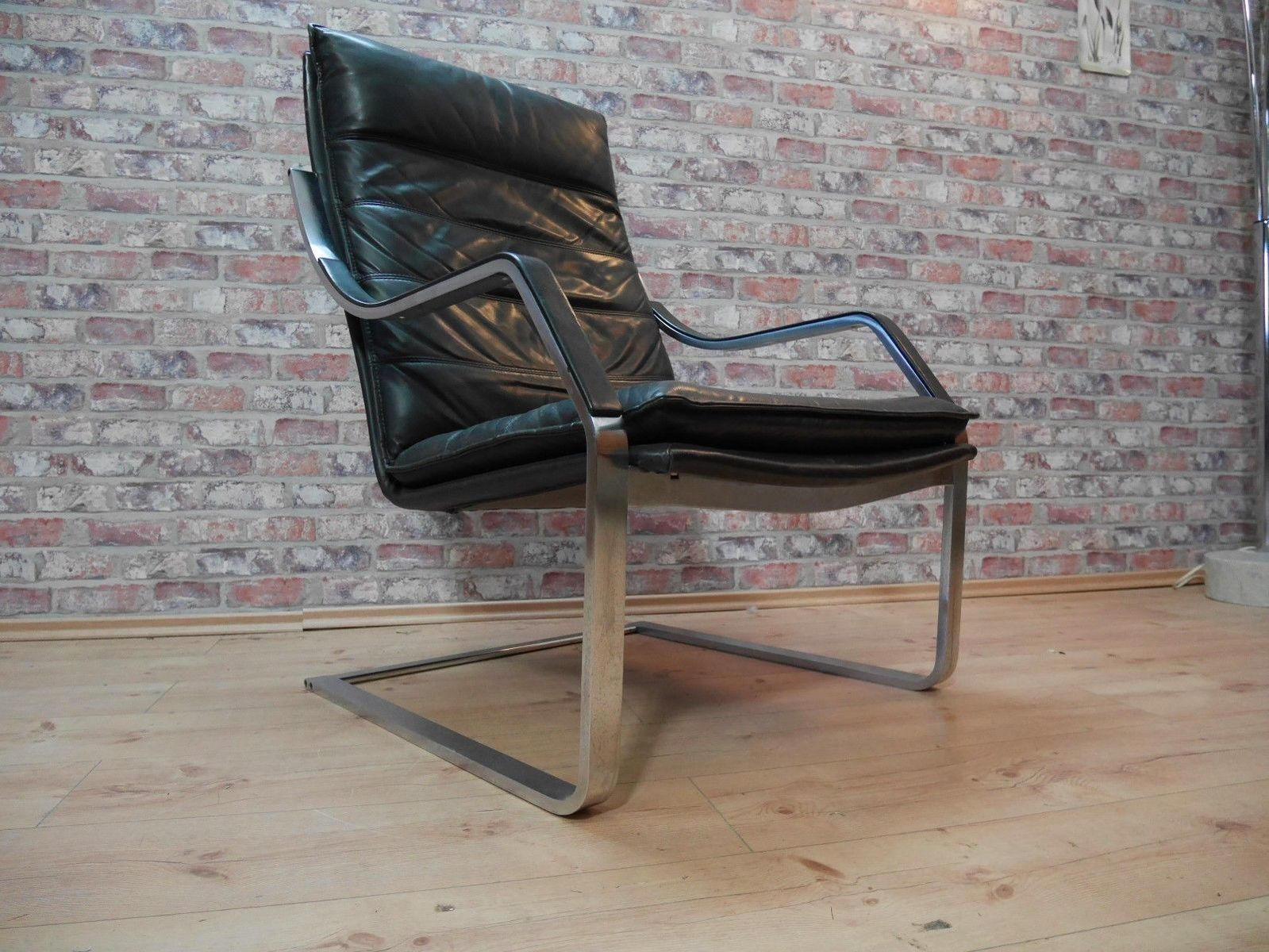 Vintage komet d250 lounge chair by rudolf b glatzel for knoll inc knoll international for - Knoll inc chairs ...