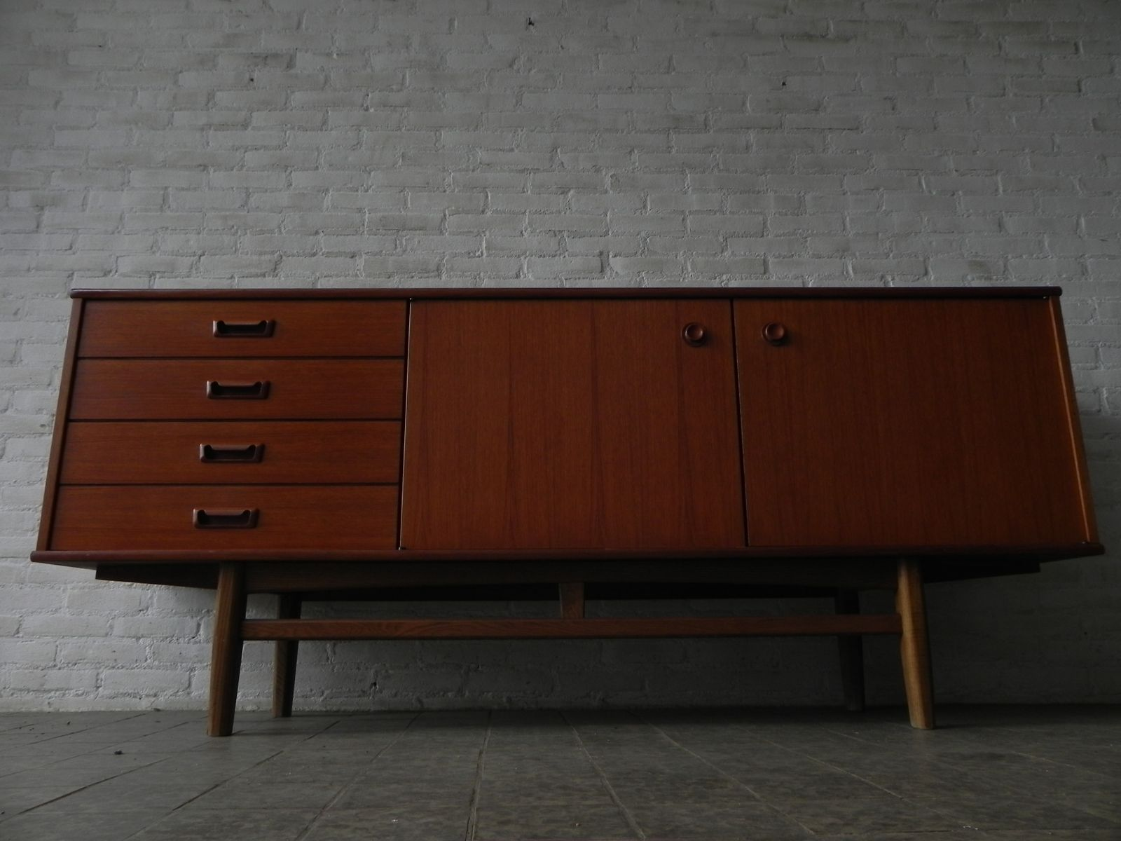Mid century sideboard for sale at pamono - Sideboard mid century ...