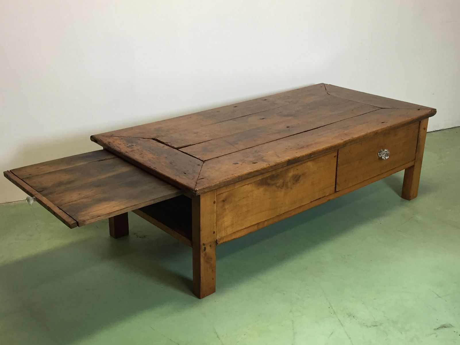 Antique Coffee Table In Cherry Wood 3. $1,226.00. Price Per Piece