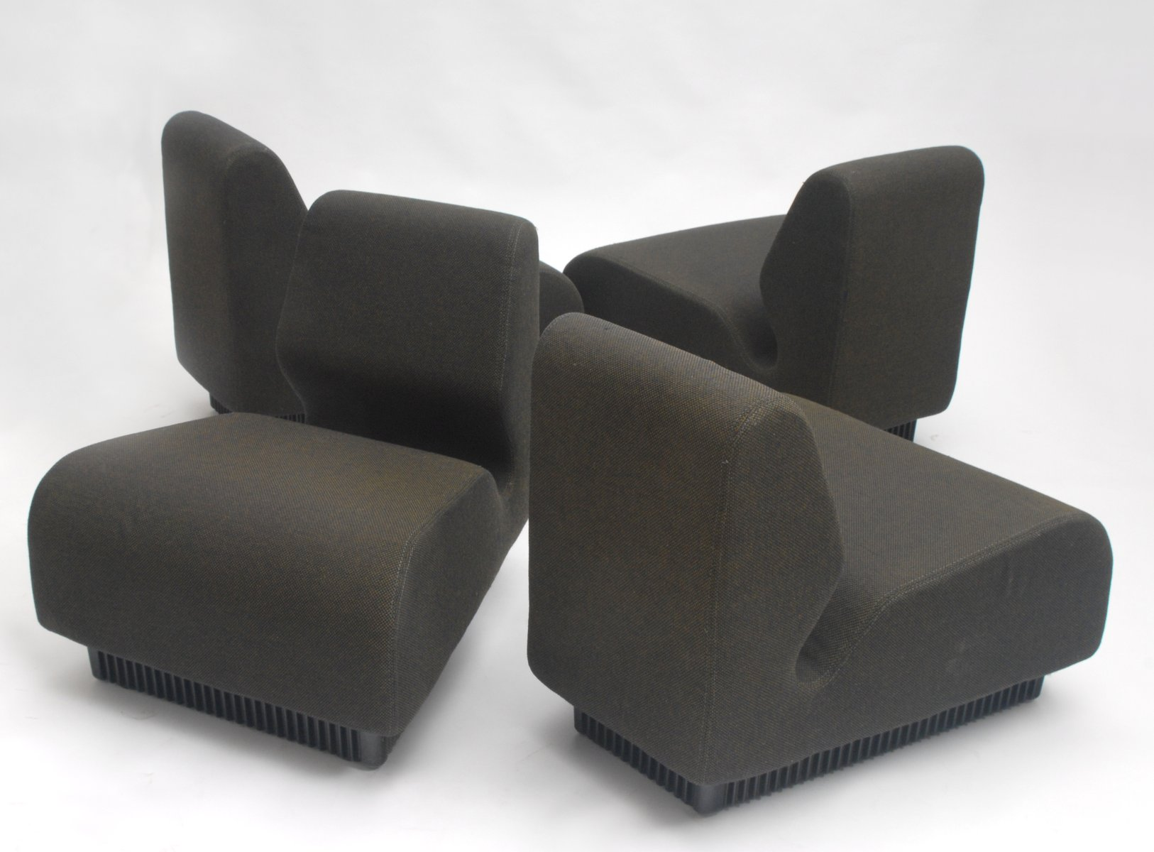 Vintage Modular Sofa by Don Chadwick for Herman Miller Set of 2