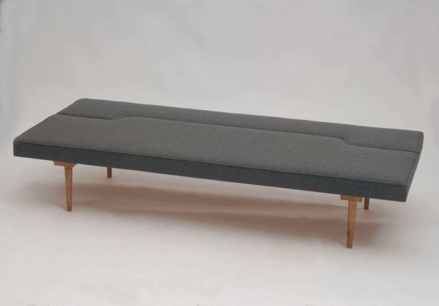 Mid Century Convertible Sofa By Miroslav Navr Til For Sale At Pamono