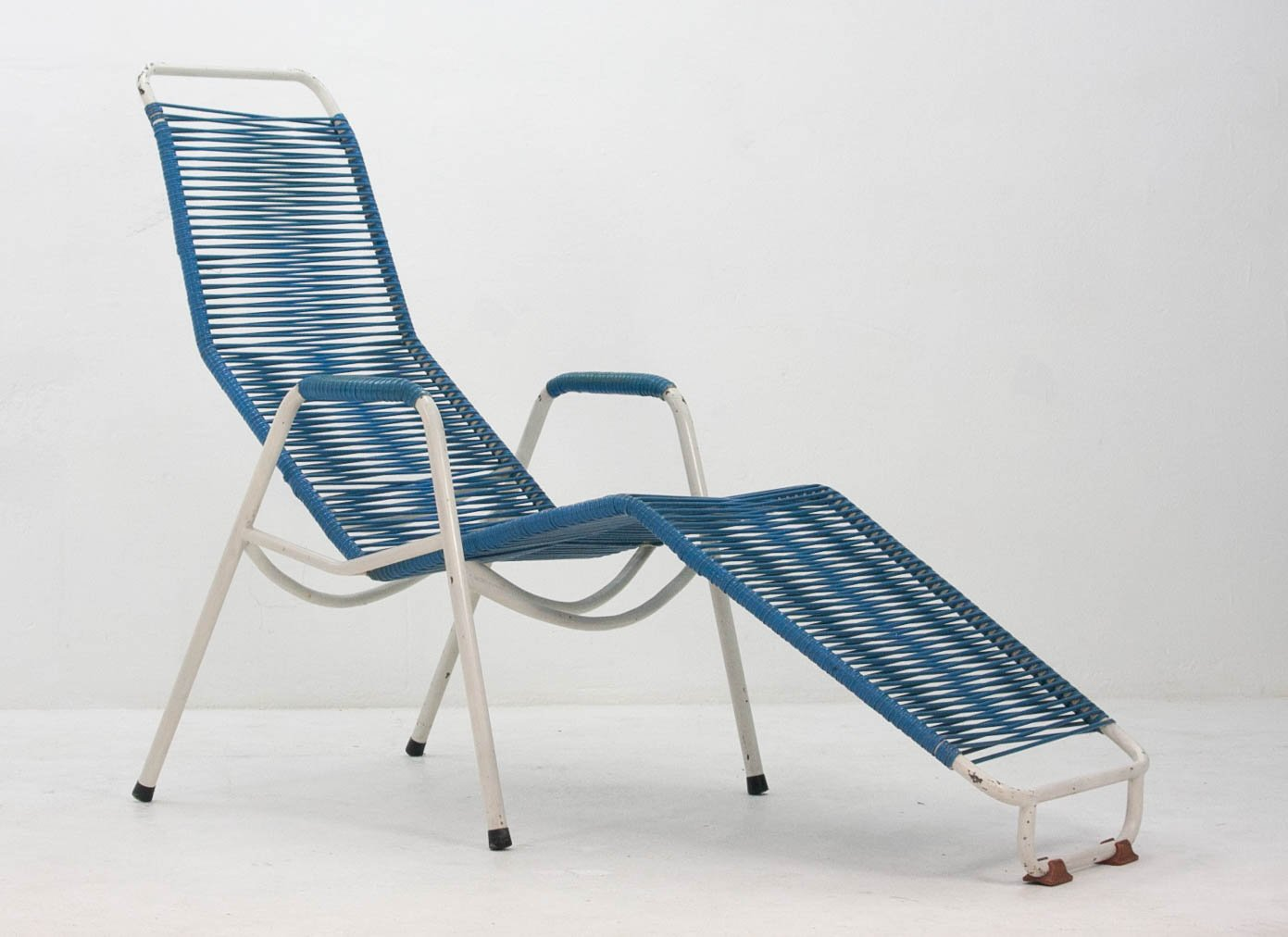 Reclining Lounge Chair From CAR Katwijk, 1950s