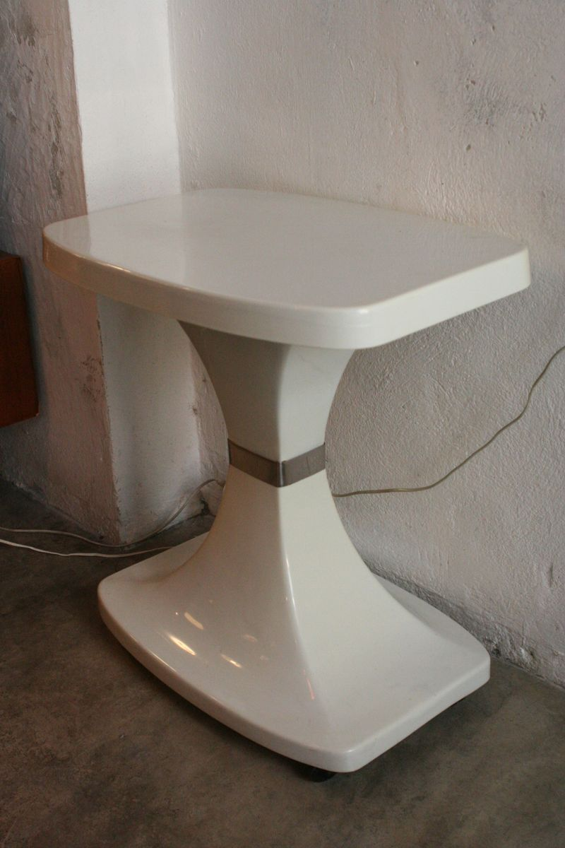 vintage spiegel und tisch von salc bei pamono kaufen. Black Bedroom Furniture Sets. Home Design Ideas