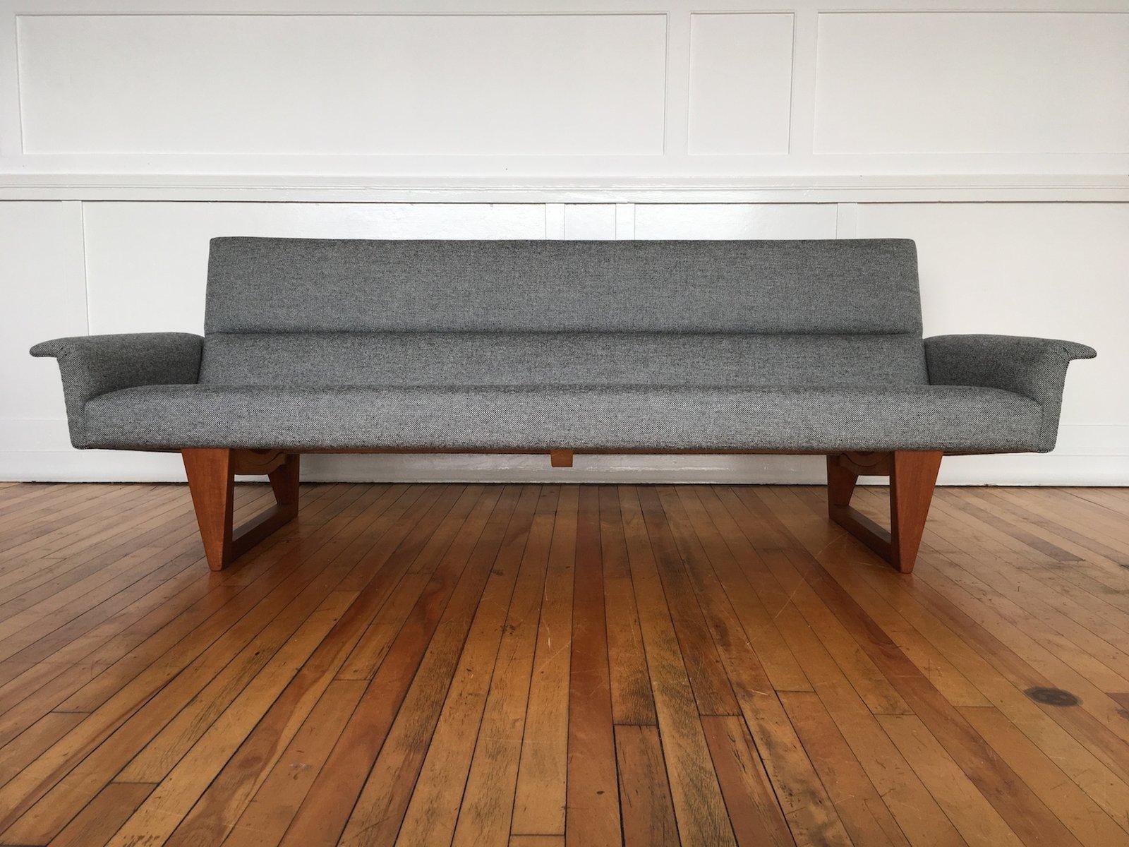 gallery of midcentury danish hm sofa by illum wikkelso for hjorring mobel u s with sofa mbel - Sofa Mbel