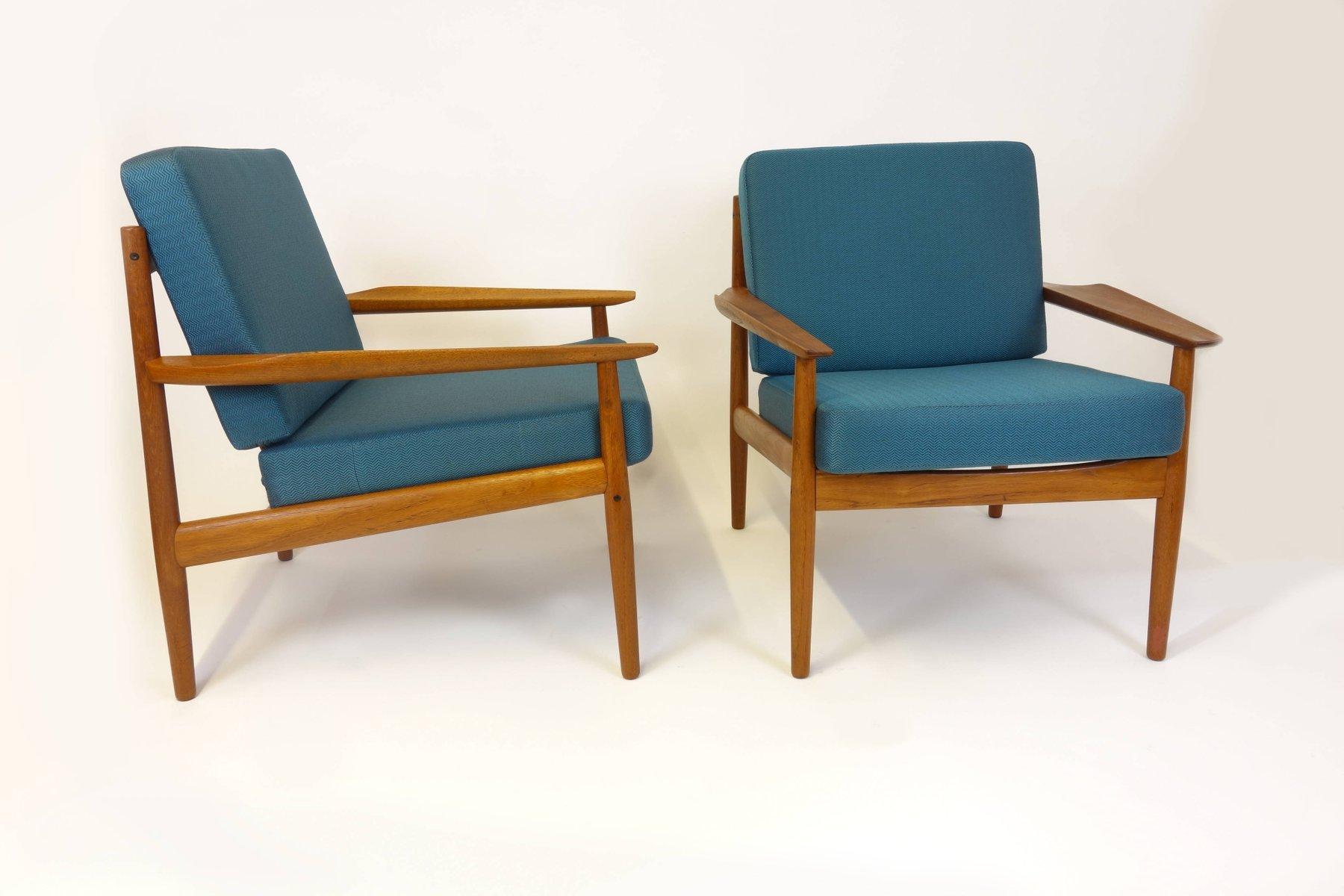 d nisches wohnzimmer set von grete jalk f r dansk design 1967 4er set bei pamono kaufen. Black Bedroom Furniture Sets. Home Design Ideas