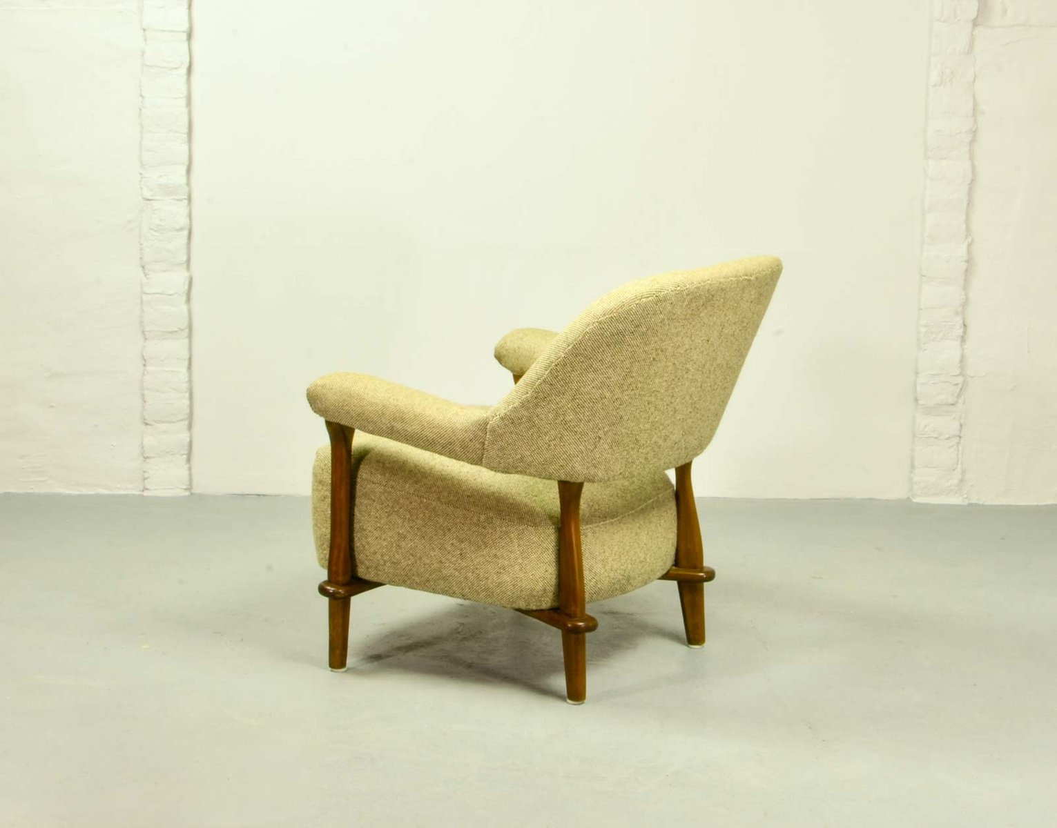 mid century sessel von theo ruth f r artifort 1957 bei. Black Bedroom Furniture Sets. Home Design Ideas