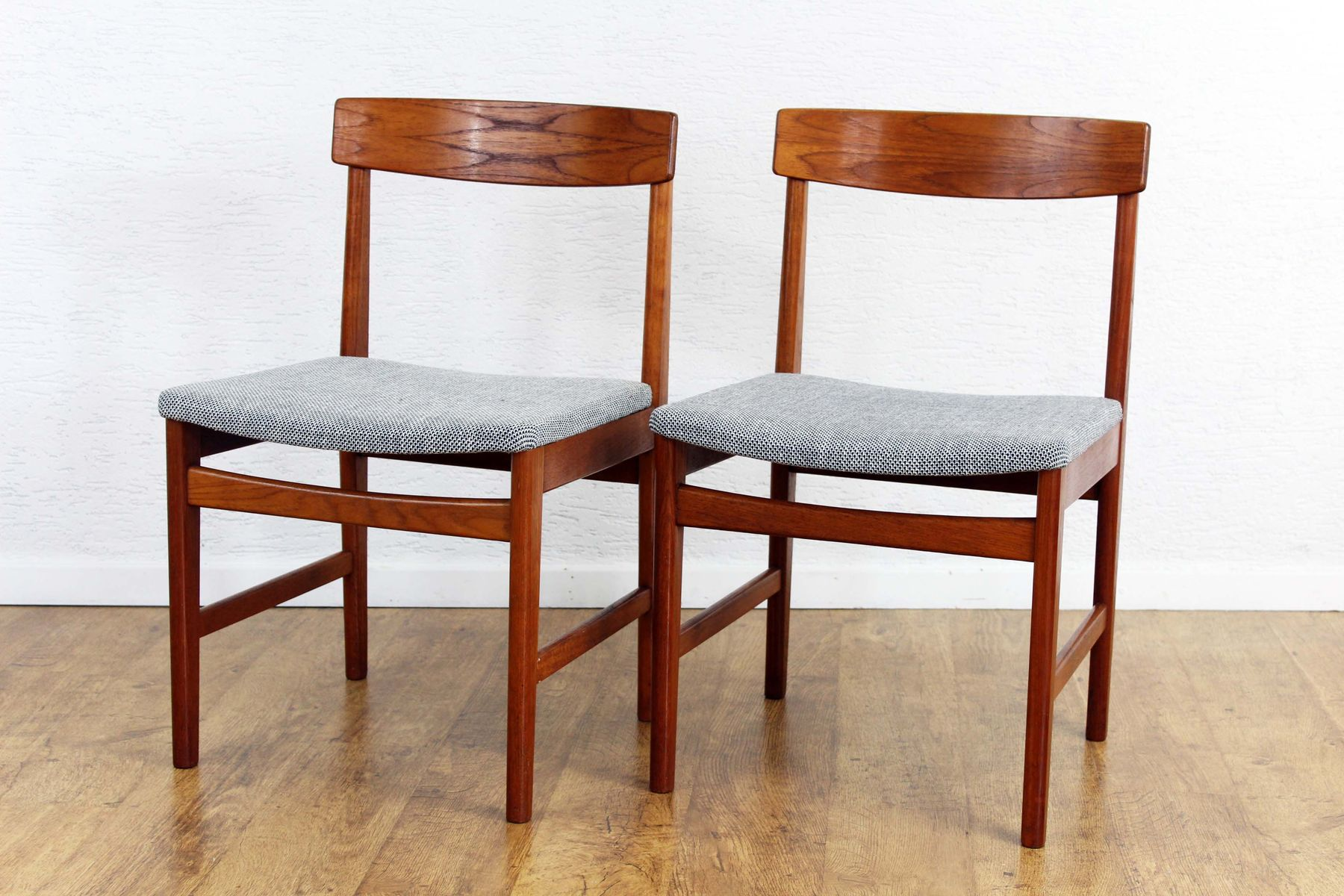skandinavische mid century st hle von ulferts 2er set bei pamono kaufen. Black Bedroom Furniture Sets. Home Design Ideas