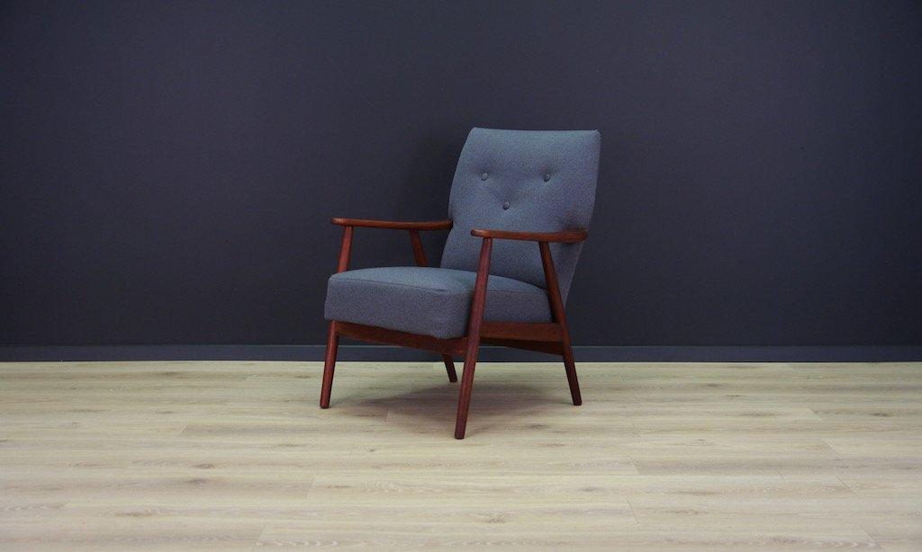 Wonderful Vintage Scandinavian Teak Chair