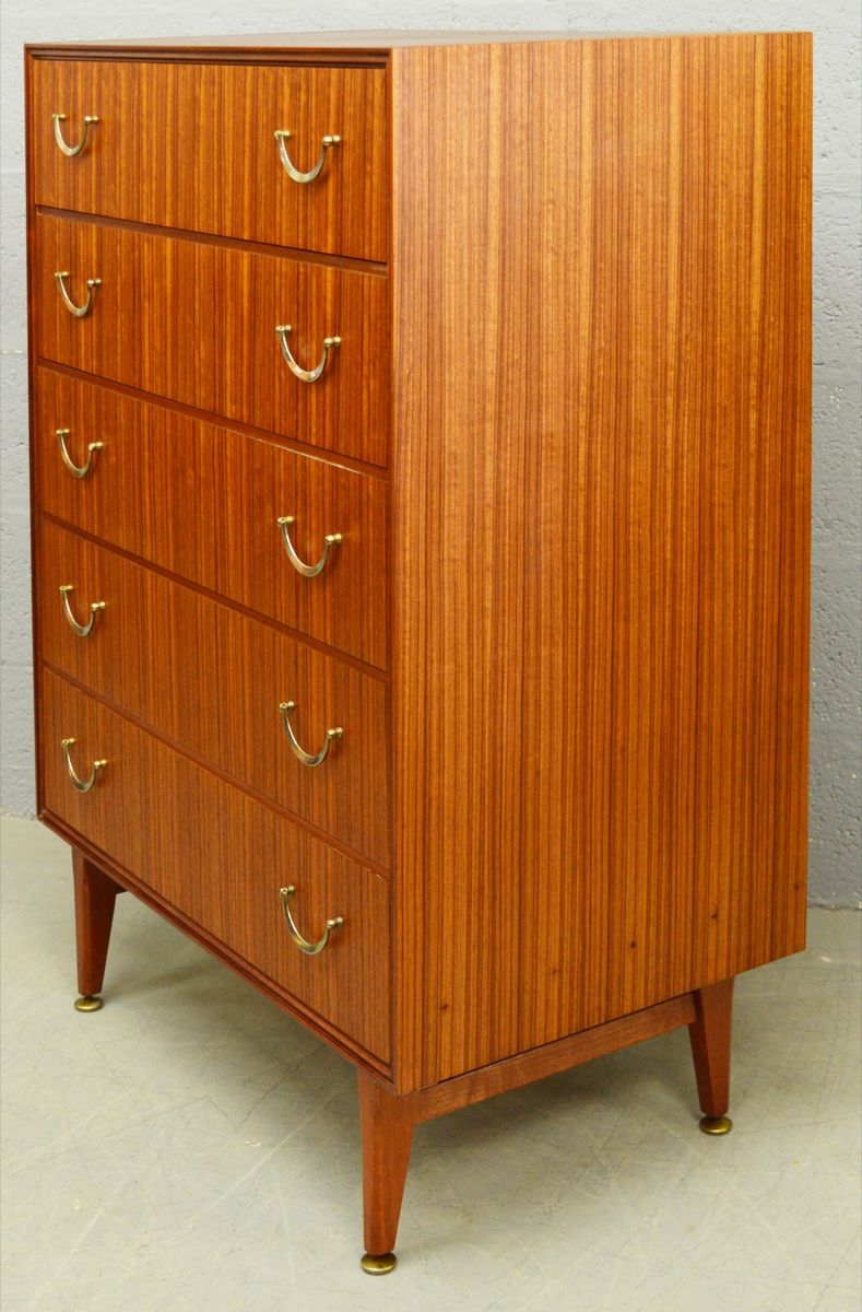mid century teak kommode von meredew bei pamono kaufen. Black Bedroom Furniture Sets. Home Design Ideas