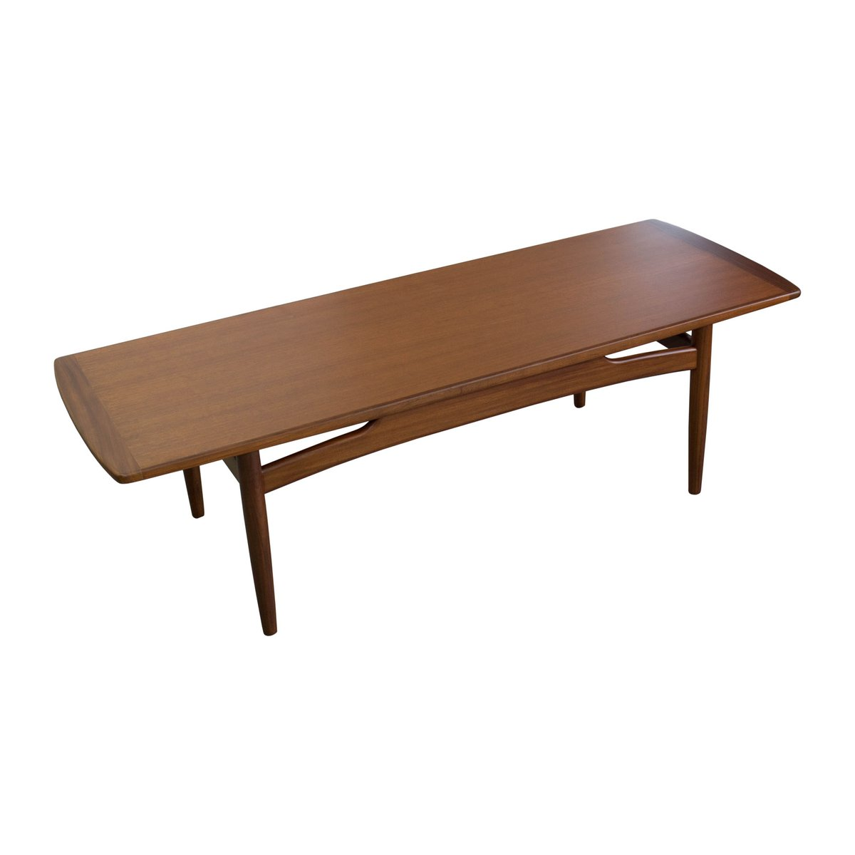 Danish Teak Coffee Table 1960s For Sale At Pamono