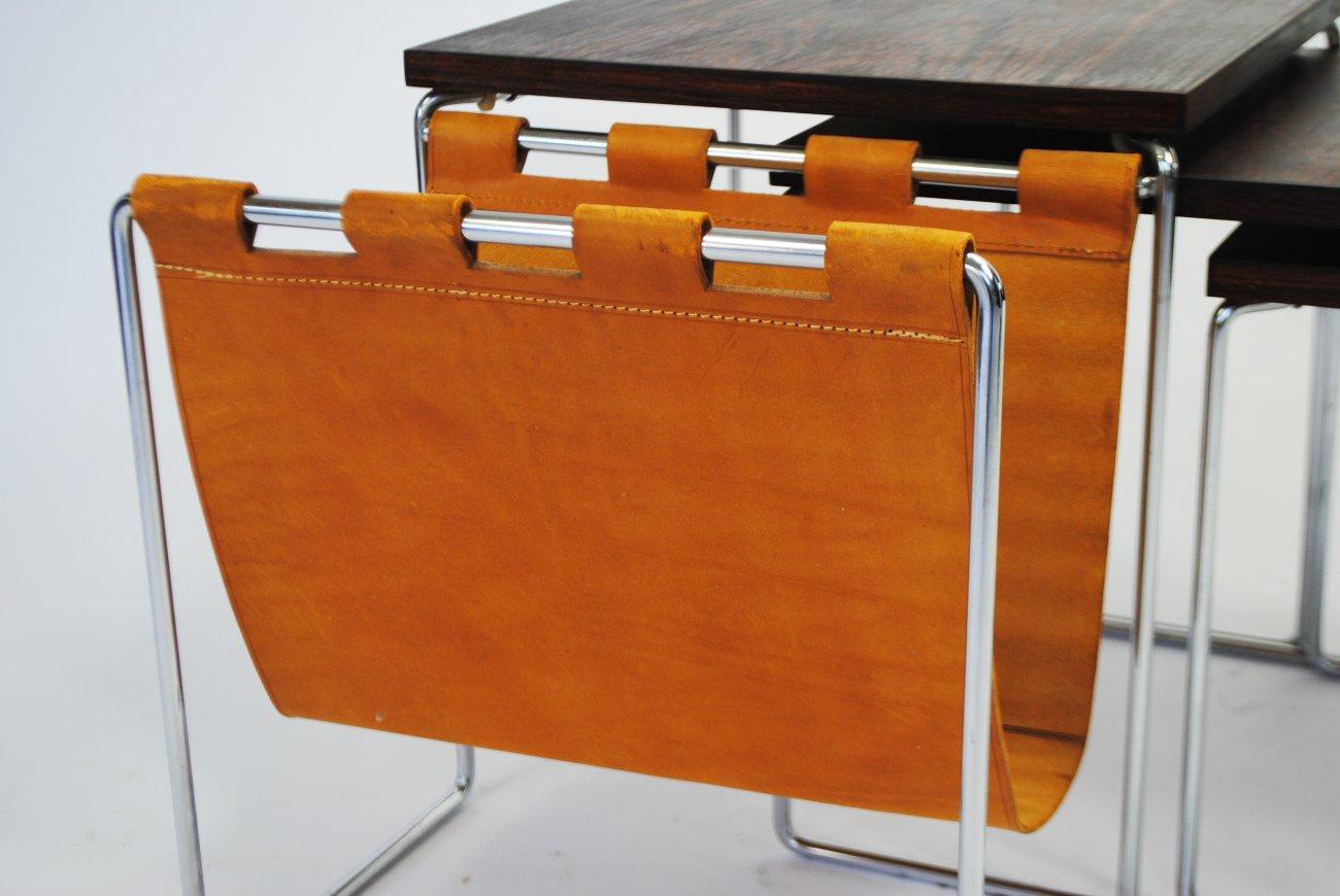 satztische von brabantia 1960er bei pamono kaufen. Black Bedroom Furniture Sets. Home Design Ideas