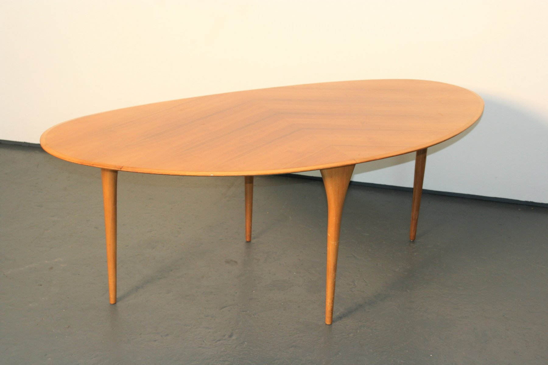 Mid Century Organic Coffee Table For Sale At Pamono