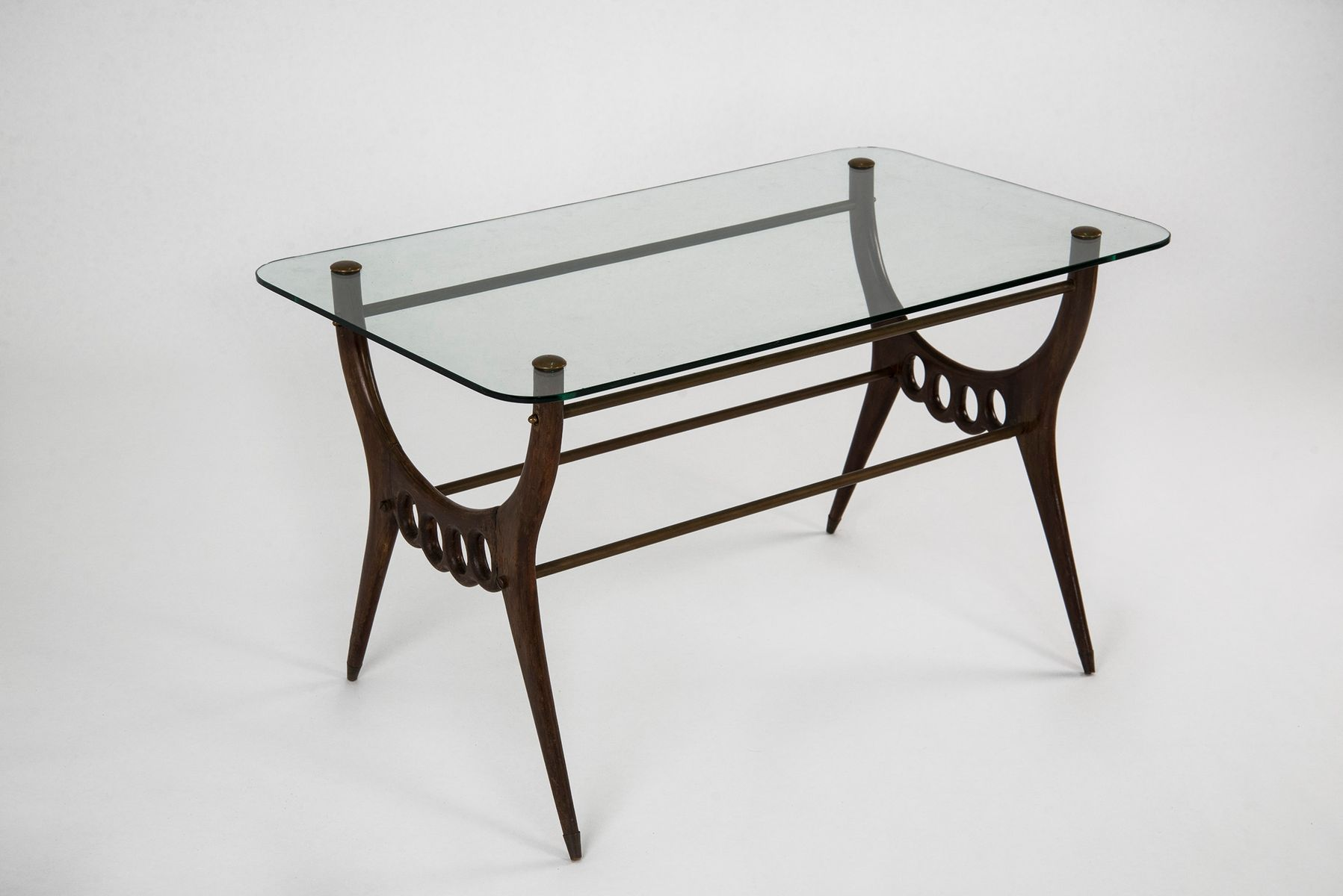 Italian Coffee Table 1950s for sale at Pamono